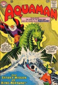 Aquaman #9 (1963)