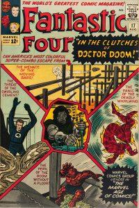 Fantastic Four #17 (1963)