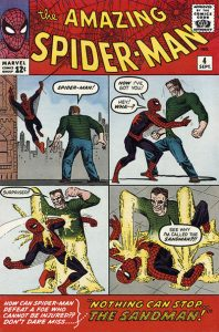 Amazing Spider-Man #4 (1963)