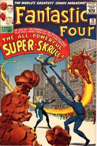 Fantastic Four #18 (1963)