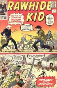 The Rawhide Kid #34 (1963)