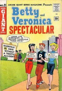 Archie Giant Series Magazine #21 (1963)
