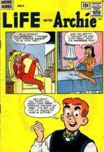 Life with Archie #21 (1963)