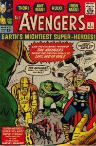 Avengers #1 (1963)