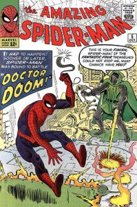 Amazing Spider-Man #5 (1963)