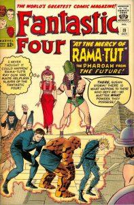 Fantastic Four #19 (1963)