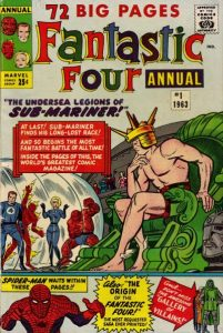 Fantastic Four Annual #1 (1963)