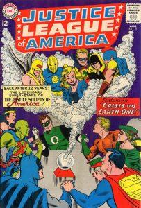 Justice League of America #21 (1963)