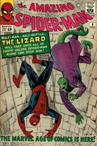 Amazing Spider-Man #6 (1963)