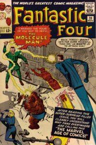 Fantastic Four #20 (1963)