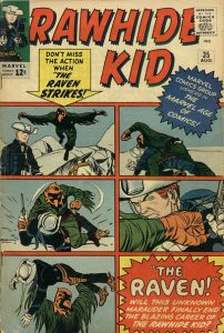 The Rawhide Kid #35 (1963)