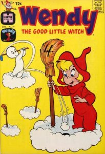 Wendy, the Good Little Witch #19 (1963)