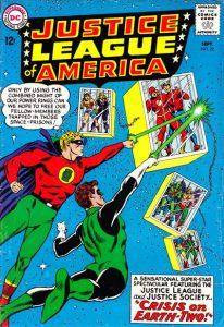 Justice League of America #22 (1963)