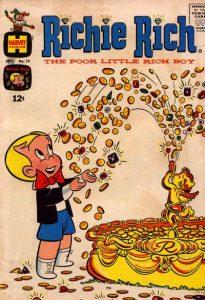 Richie Rich #19 (1963)