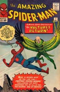 Amazing Spider-Man #7 (1963)