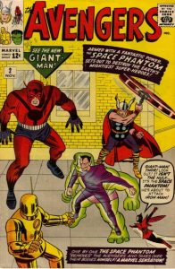 Avengers #2 (1963)