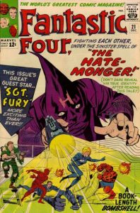 Fantastic Four #21 (1963)