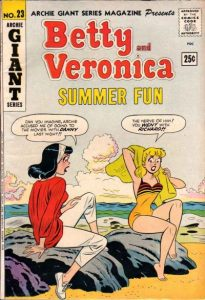 Archie Giant Series Magazine #23 (1963)