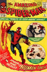 Amazing Spider-Man #8 (1963)