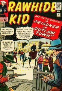The Rawhide Kid #36 (1963)