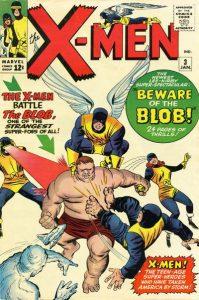 The Uncanny X-Men #3 (1963)