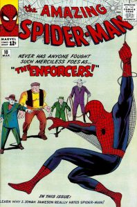 Amazing Spider-Man #10 (1963)