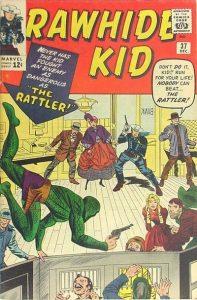 The Rawhide Kid #37 (1963)