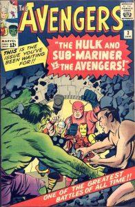 Avengers #3 (1964)
