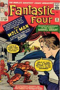 Fantastic Four #22 (1964)