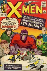 The Uncanny X-Men #4 (1964)