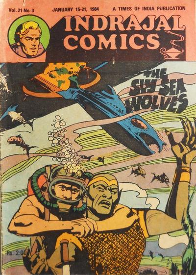 Indrajal Comics #3 [498] (1964)
