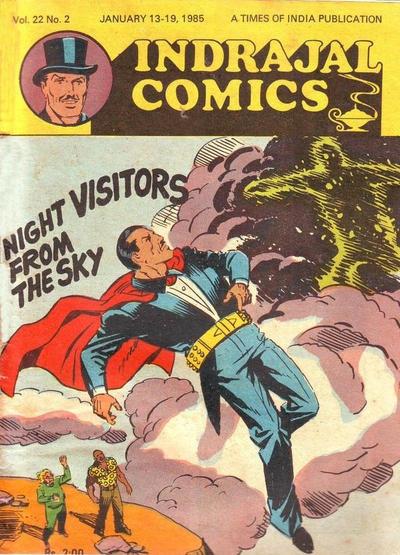 Indrajal Comics #2 [545] (1964)