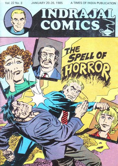 Indrajal Comics #3 [546] (1964)