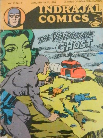 Indrajal Comics #3 [603] (1964)