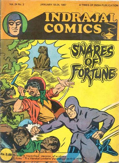 Indrajal Comics #3 [655] (1964)