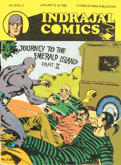 Indrajal Comics #2 [718] (1964)