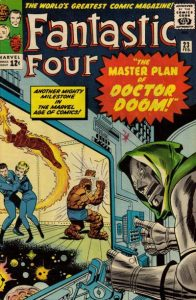 Fantastic Four #23 (1964)