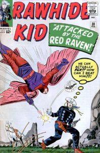 The Rawhide Kid #38 (1964)