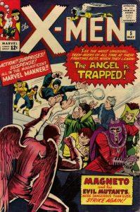 The Uncanny X-Men #5 (1964)