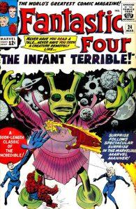 Fantastic Four #24 (1964)