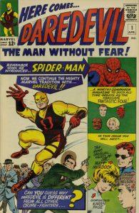Daredevil #1 (1964)