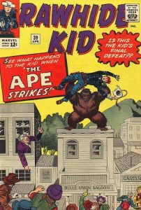 The Rawhide Kid #39 (1964)