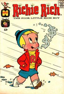 Richie Rich #23 (1964)