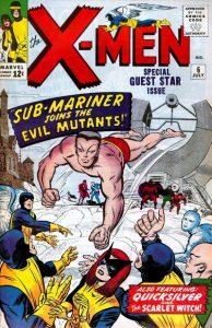 The Uncanny X-Men #6 (1964)