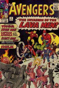Avengers #5 (1964)