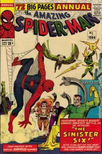 Amazing Spider-Man Annual #1 (1964)