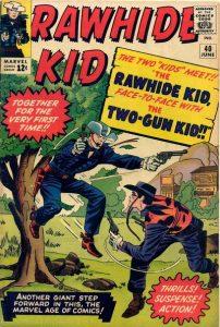 The Rawhide Kid #40 (1964)
