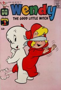 Wendy, the Good Little Witch #24 (1964)