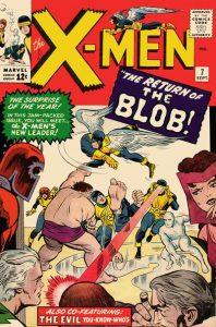The Uncanny X-Men #7 (1964)