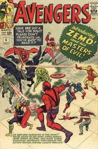 Avengers #6 (1964)